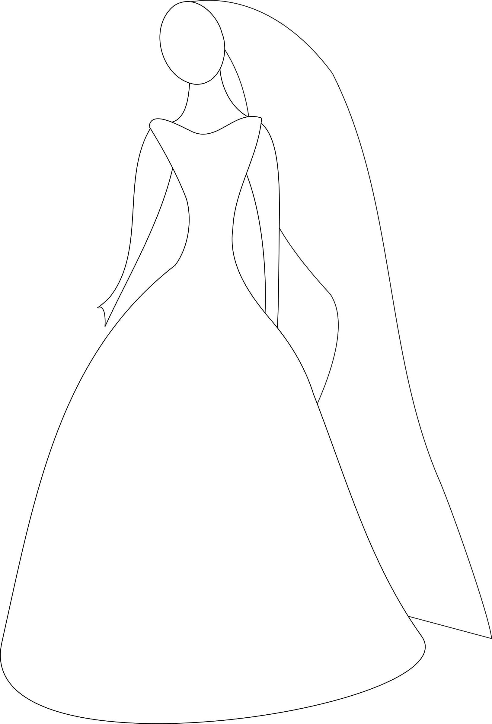 Dress clipart animated. What is a silhouette
