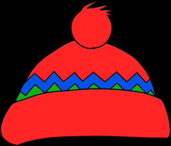 Hat clipart winter. Clip art at clker