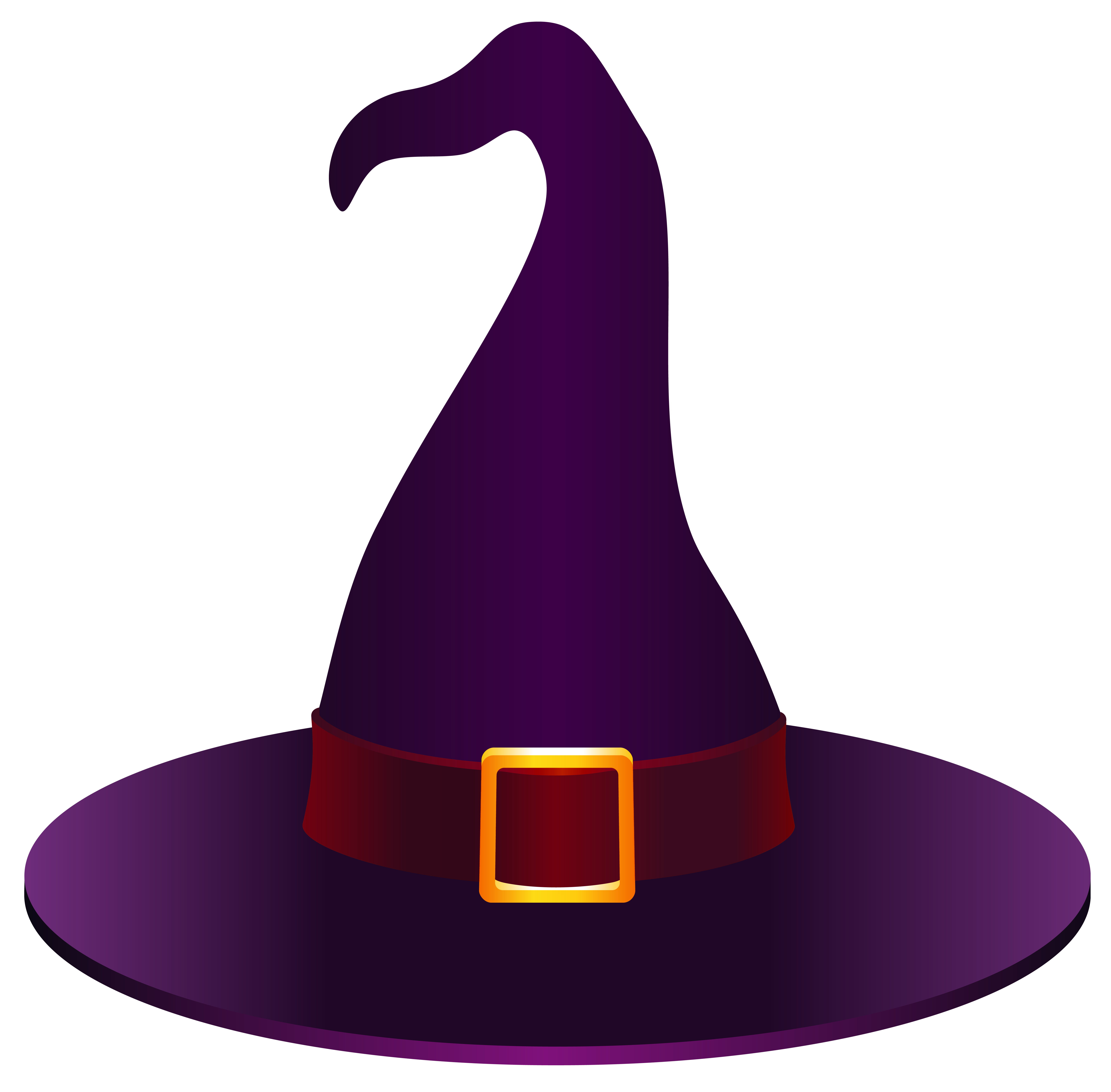 Clipart halloween hat. Witch png picture gallery