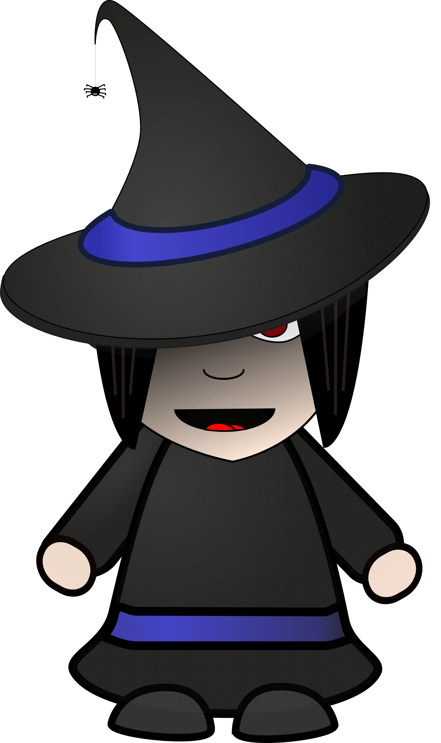 Chibi icons png free. Witch clipart symbol