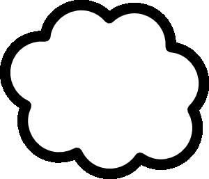 Clipart cloud. Clip art at clker