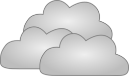 Clouds clipart. Cloud i royalty free