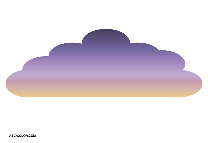 Clipart clouds bitmap. Raster cloud the form