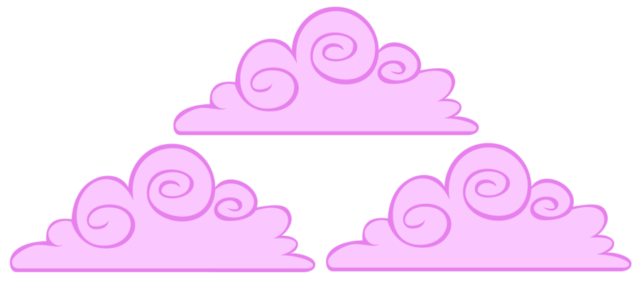 Cloud cotton pencil and. Clipart clouds candy