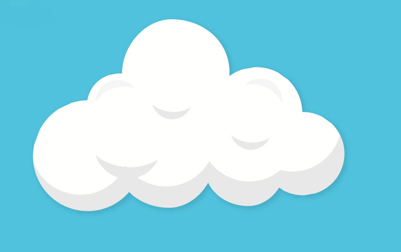 cloud free download. Clouds clipart illustration