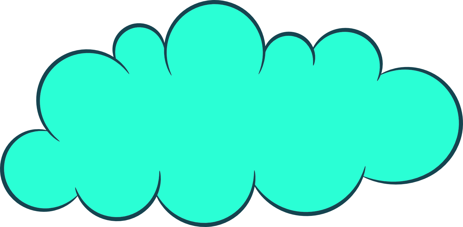 Clouds silhouette at getdrawings. Dream clipart cloud shape