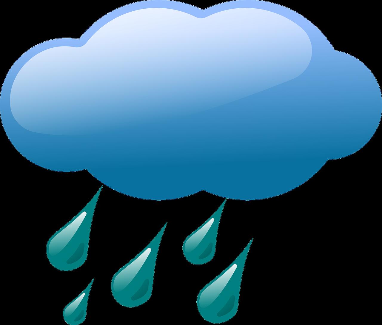Raindrop weather