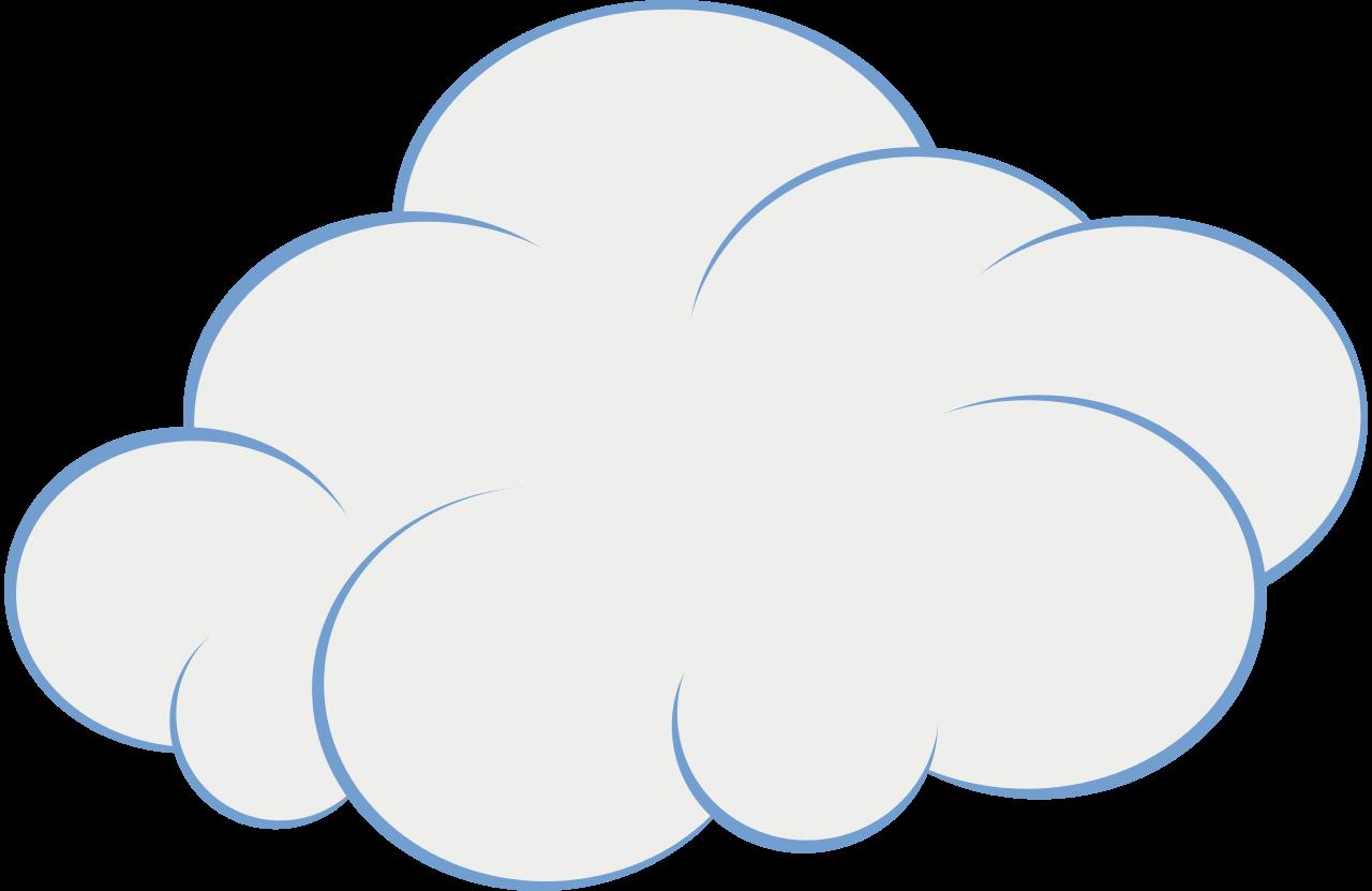 Clouds clipart line art. Cute cloud clip original