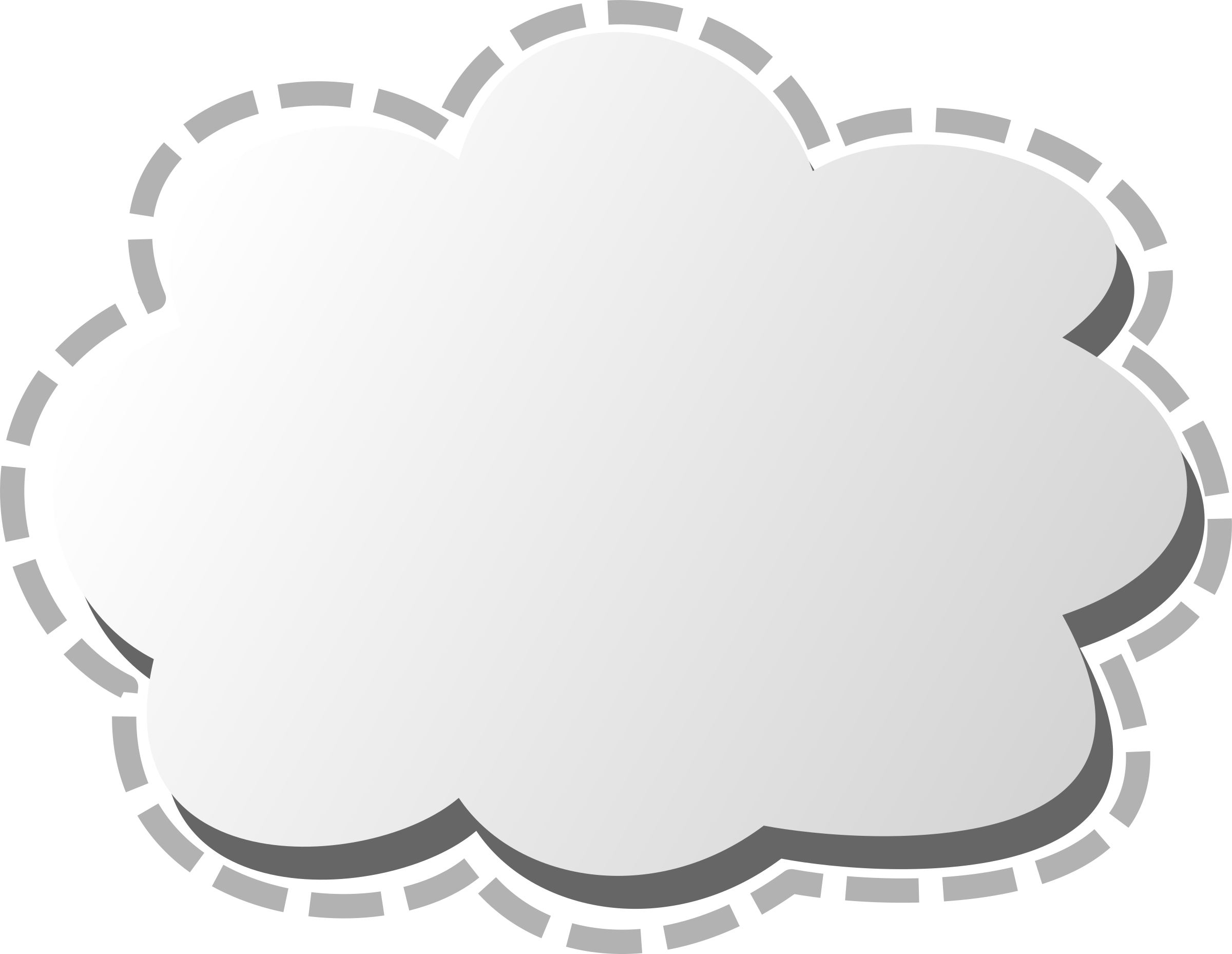 Clouds clipart cute. Cloud big image png