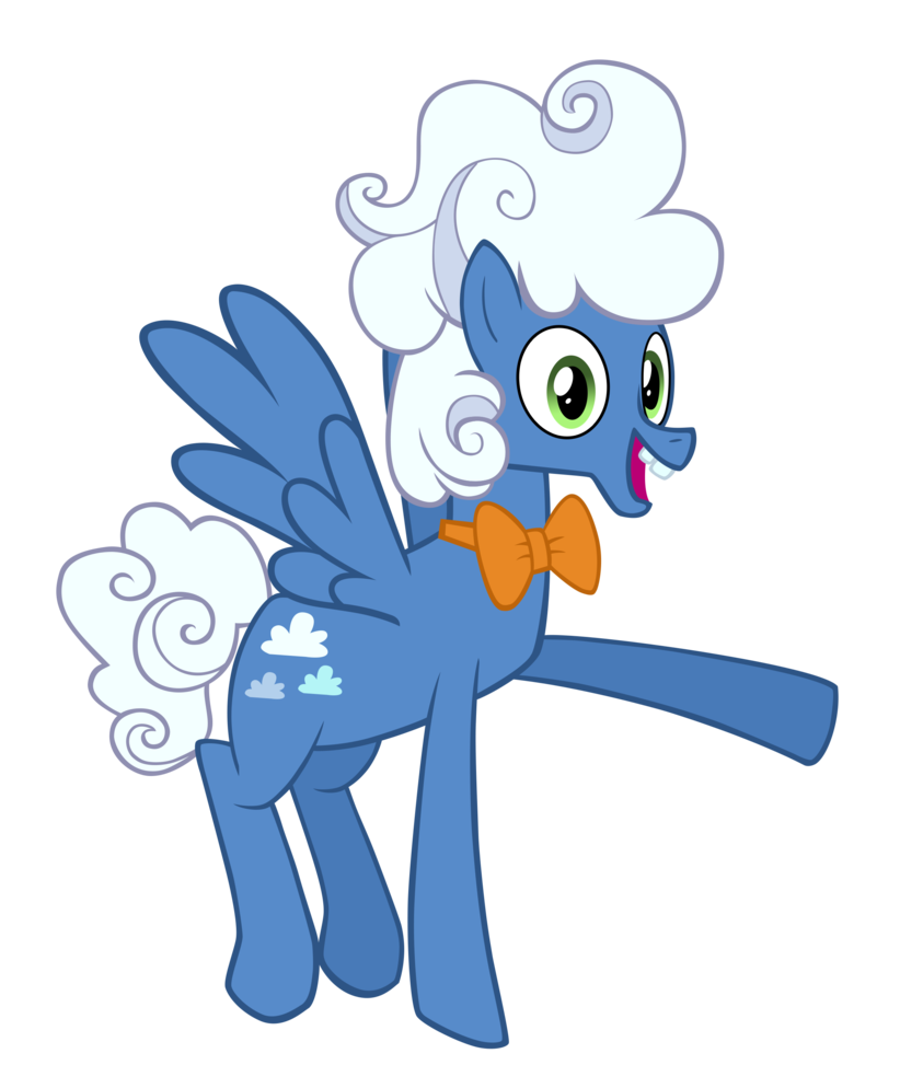 Cloud clipart fluffy cloud. Clouds by drlonepony on