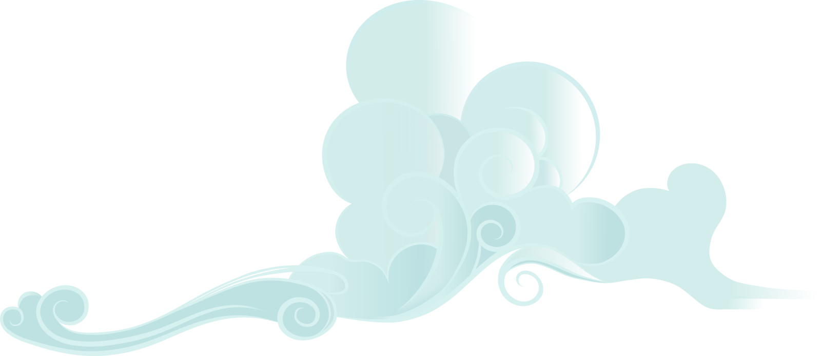 Clouds and sky on. Cloud clipart fluffy cloud