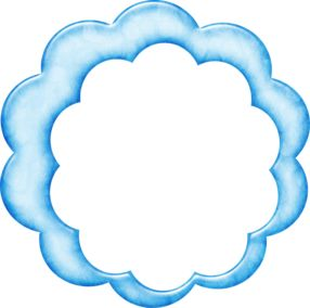 Clouds clipart frame. Free cloud cliparts download