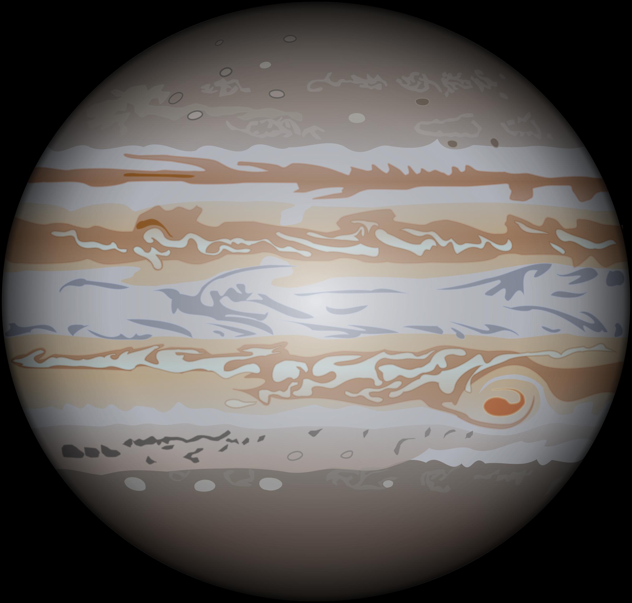 Clipart cloud gambar. Jupiter dan gerhards big