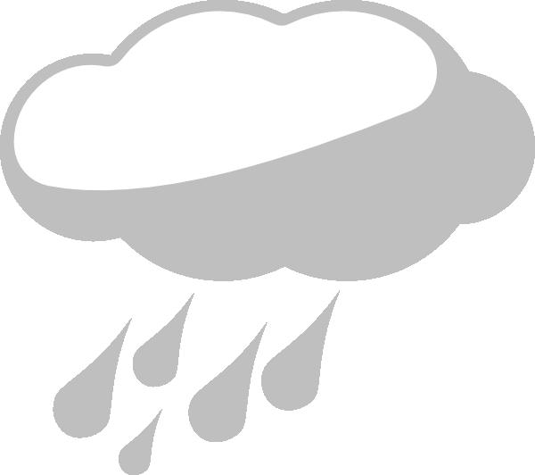 Clipart cloud grey. Clip art at clker