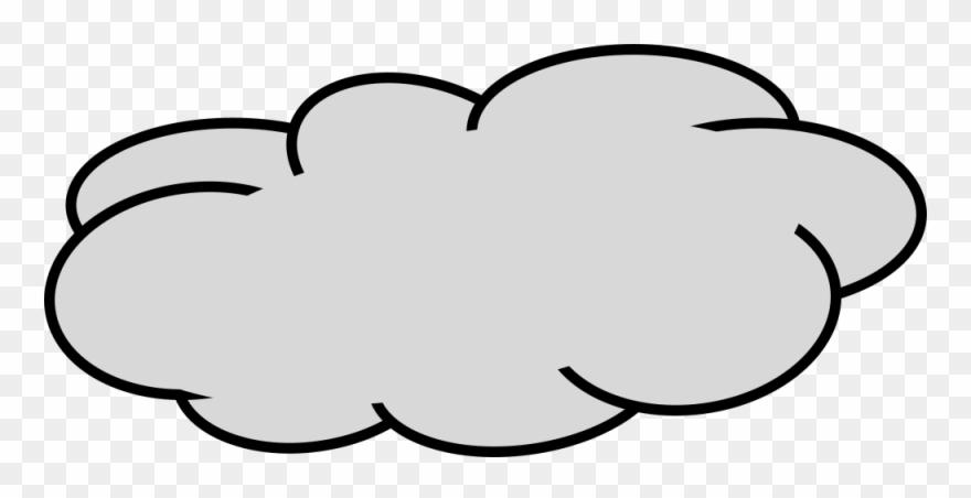 Clipart cloud grey. Clip art png download