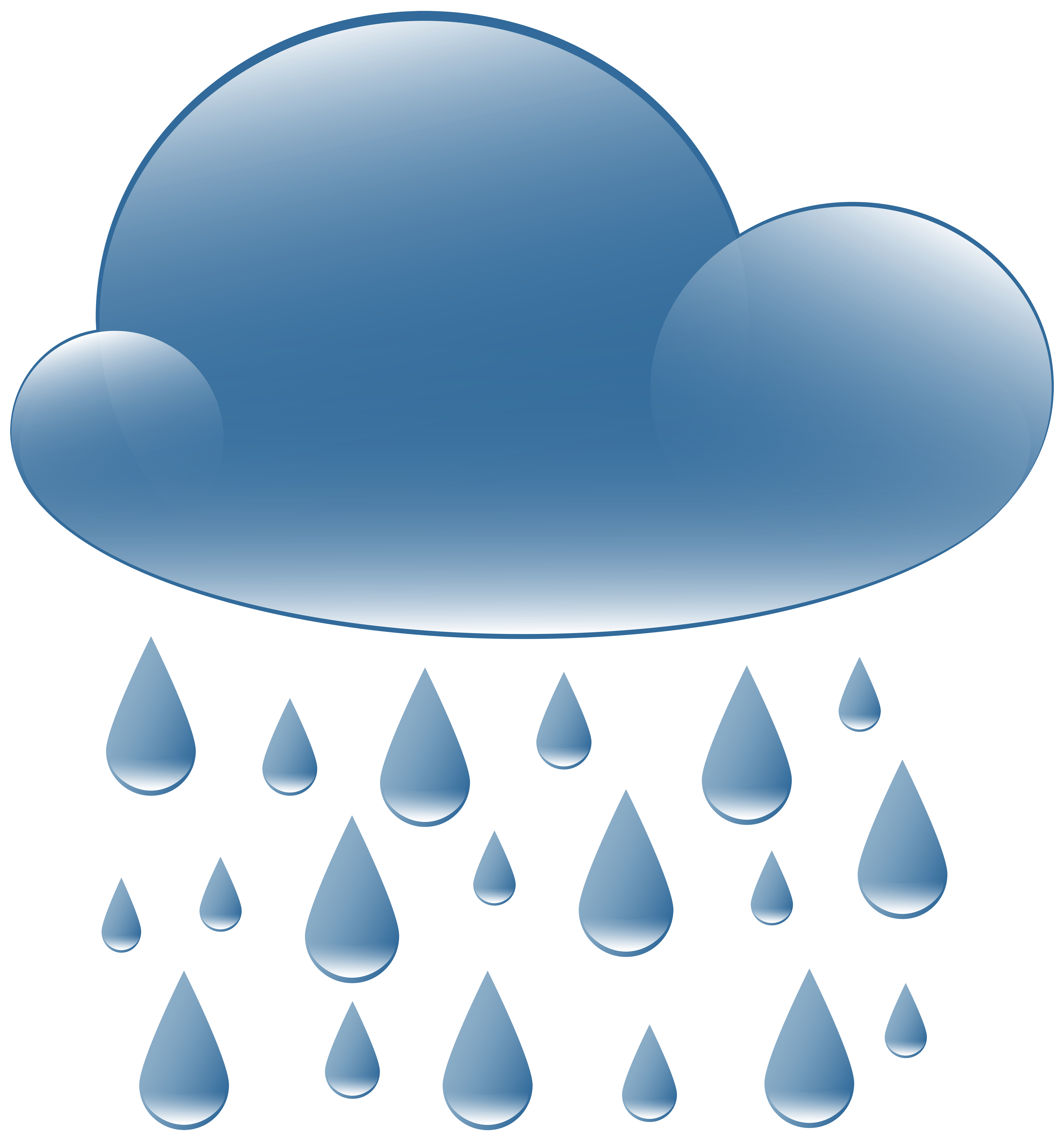 Cloud weather icon png. Clipart rain summer