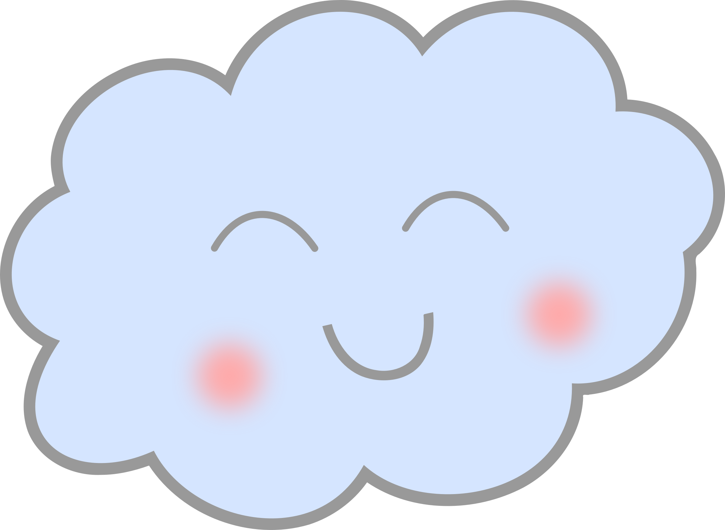 Fight clipart cloud. Happy