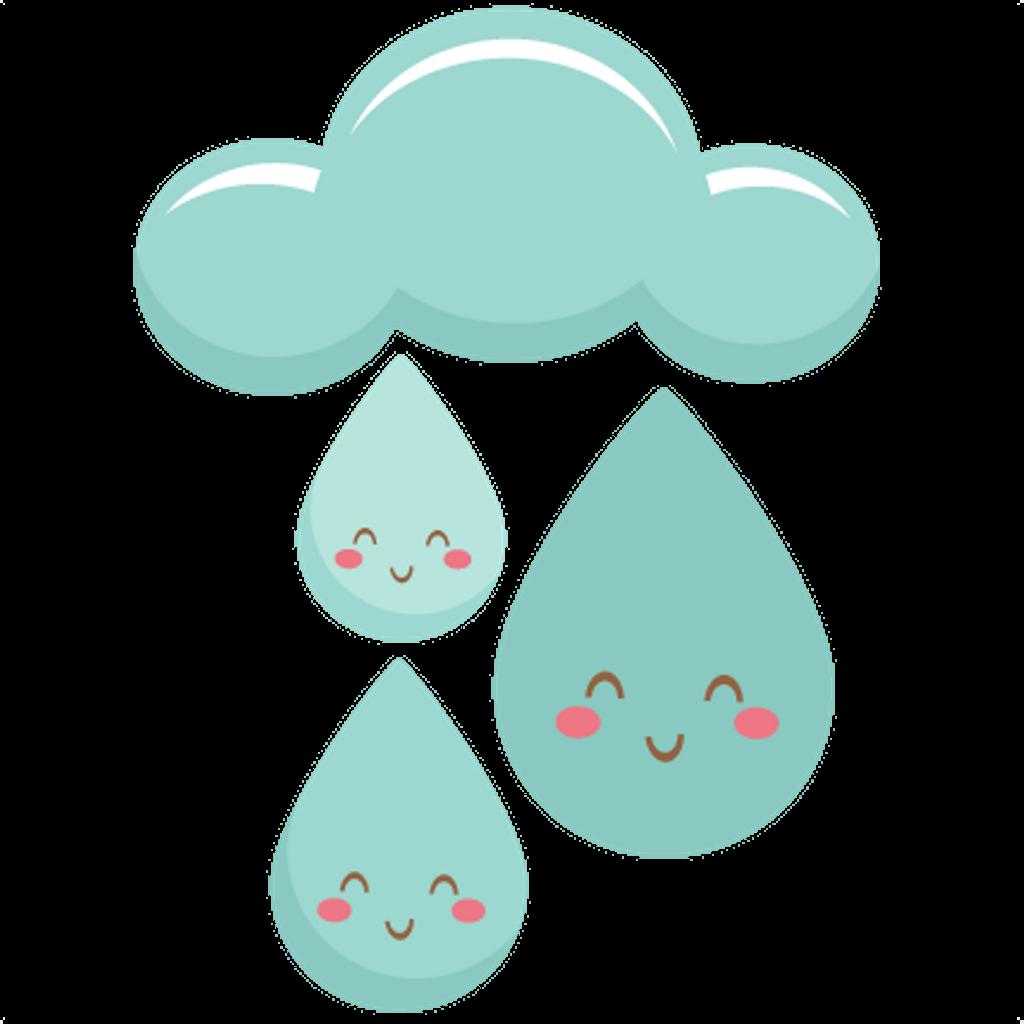 Rain kawaii