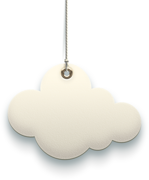 Cloud clipart label. Etiquettes pancartes tubes scrap