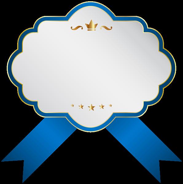 Cloud clipart label. Blue white png clip