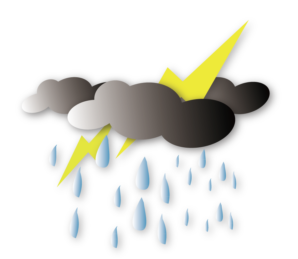 Cloud clipart lightning. Monsoon download clip art