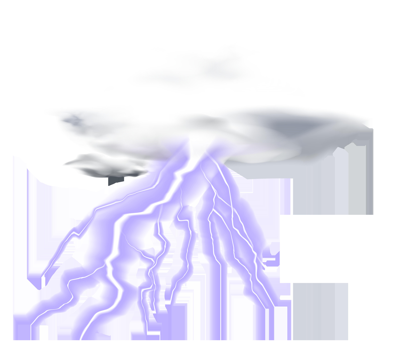 Cloud transparent clip art. Thunderstorm clipart thunder lightning