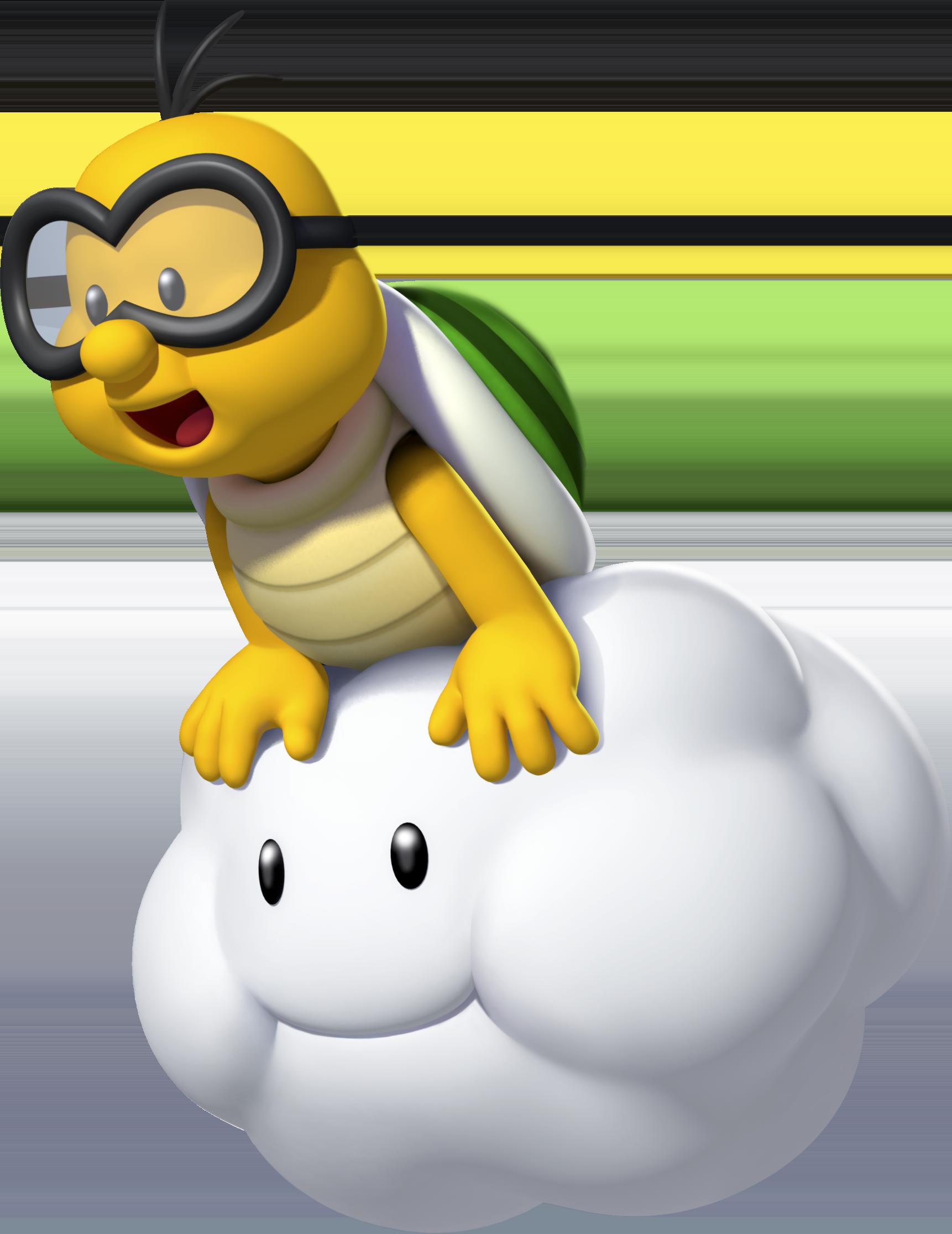 Cloud clipart mario bros. Lakitu kaizo maker wikia