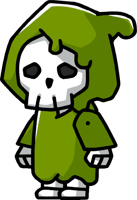 Pollution creature scribblenauts wiki. Clouds clipart polluted