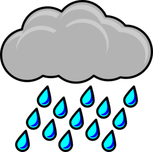 Clipart rain lot rain. Cloud clip art at