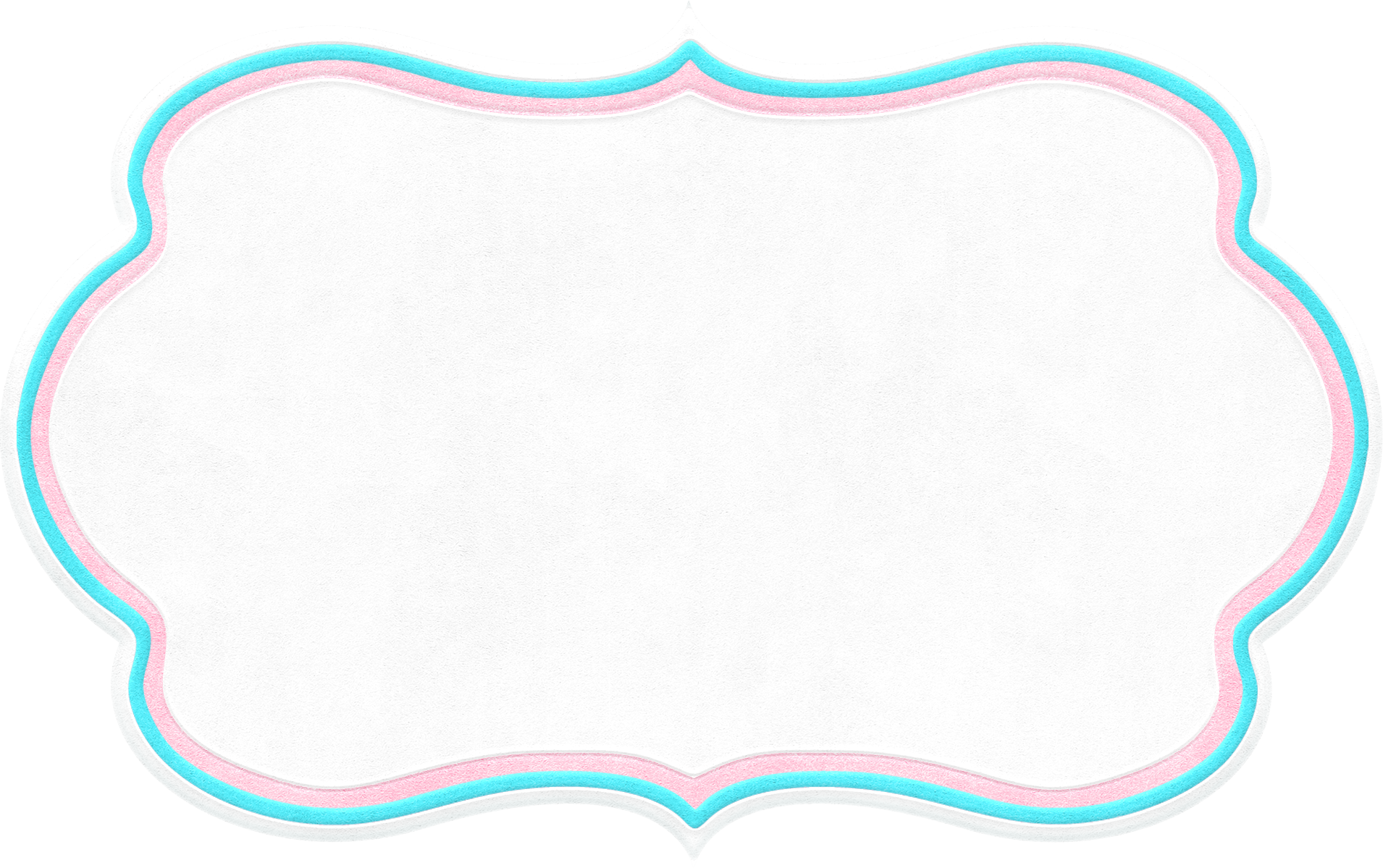 Writing system art clip. Cloud border png