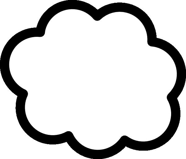 Dot clipart quote. Cloud clip art at