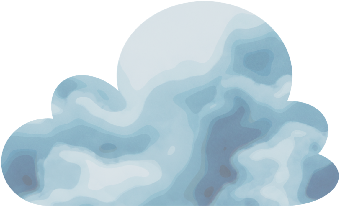 Clipart clouds sky. Weather stormy rainy rain
