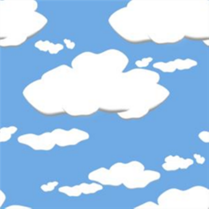 Heart pattern background cloud. Clipart clouds sky