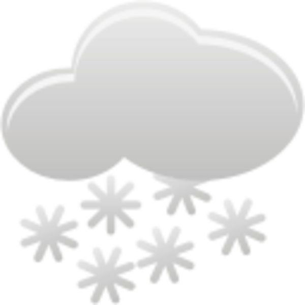 Snow free images at. Clipart clouds snowing