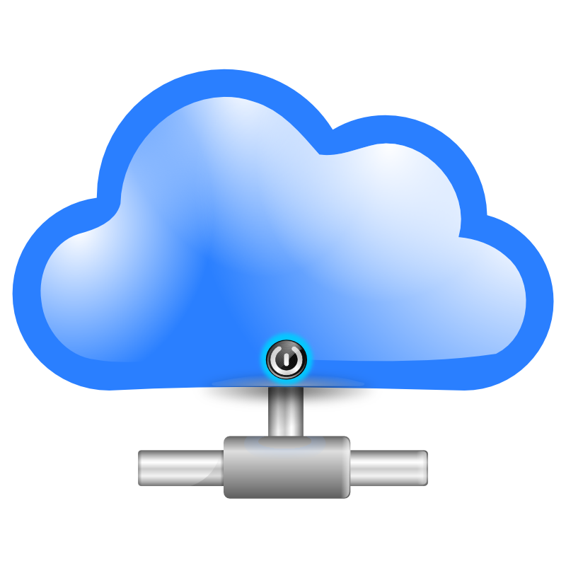 Cloud clipart computer. Computing panda free images