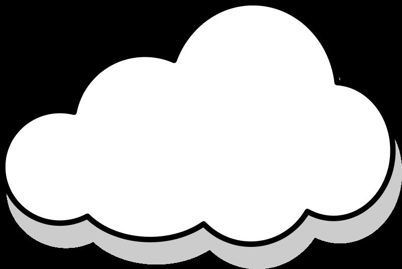 Clouds clipart bmp. Cloud clip art graphics