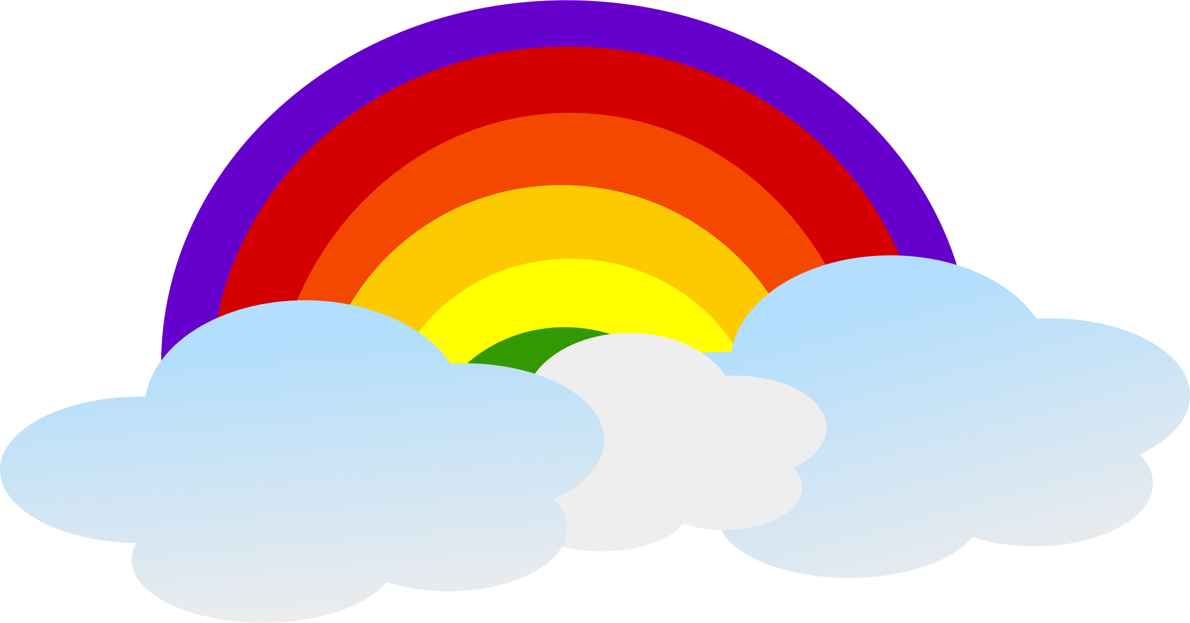 Coat clipart rainbow.  collection of cloud