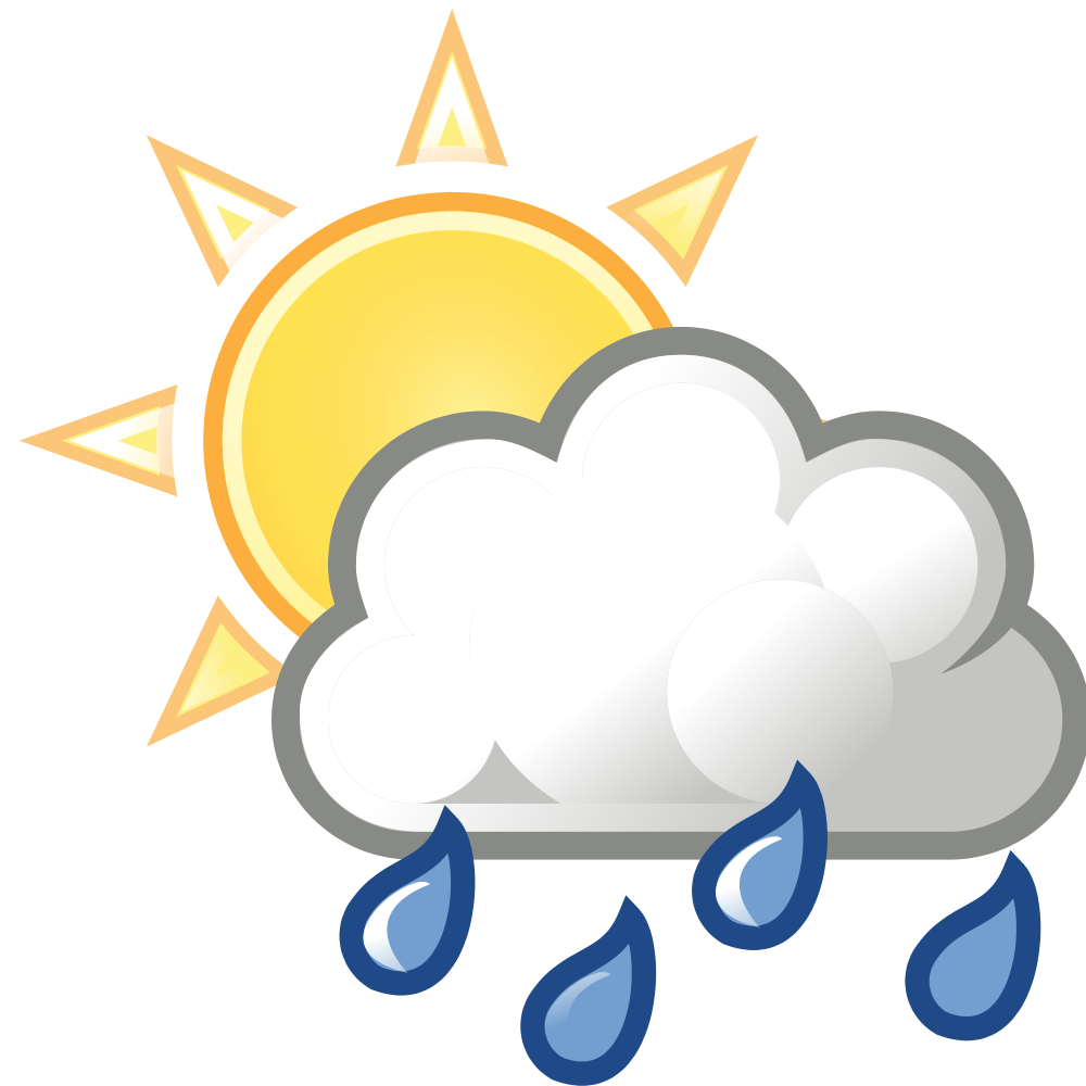 Hurricane clipart rainstorm.  collection of sun