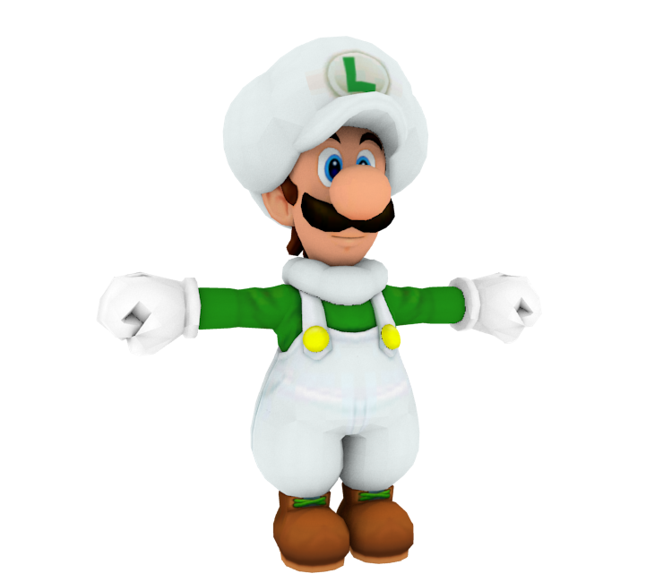 Cloud clipart super mario. Wii galaxy luigi the