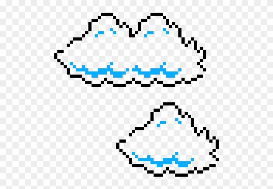 Cloud clipart super mario. Bros sprites pinclipart