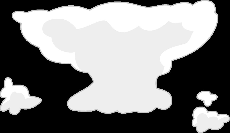 Image super hero bounce. Cloud clipart text