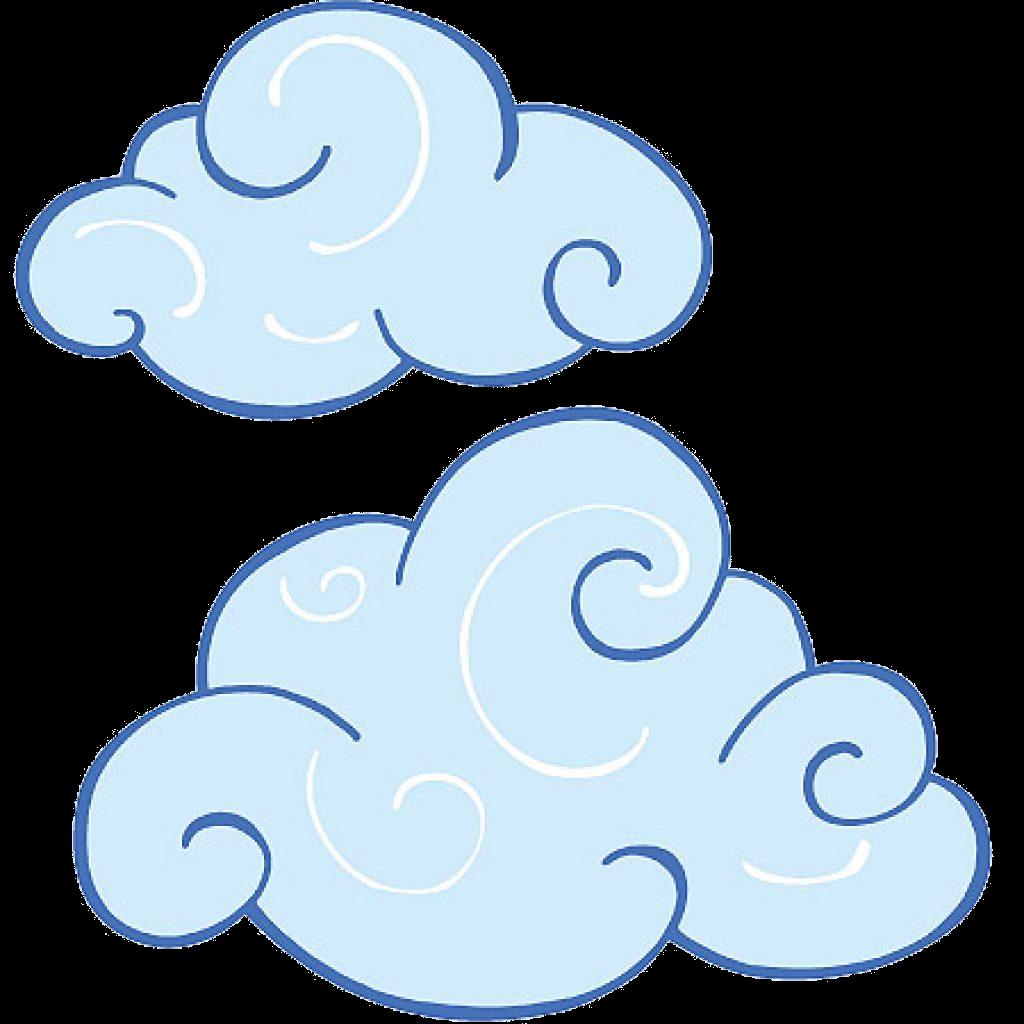 Clouds clipart swirl. Cloud images clip art