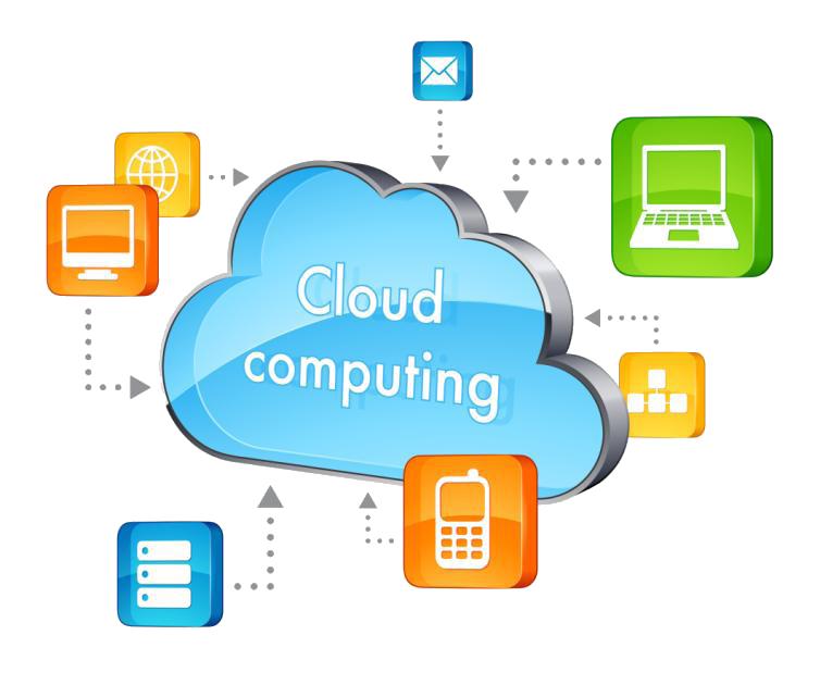 Clipart computer computing. Cloud png images transparent
