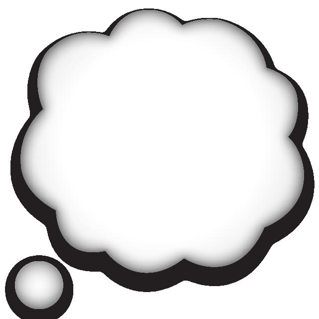 Download speech emoji island. Cloud clipart thought bubble