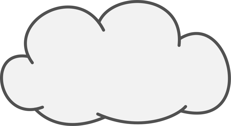 Clouds clipart translucent.  collection of no