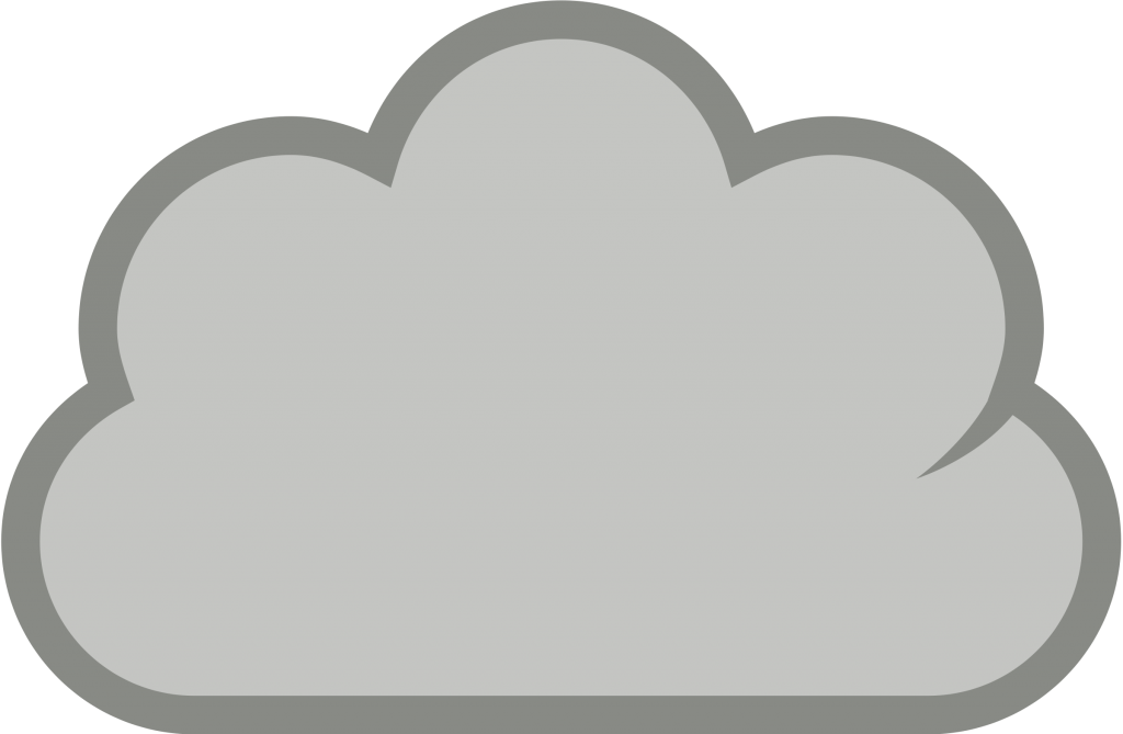 Clouds clipart grey.  collection of transparent