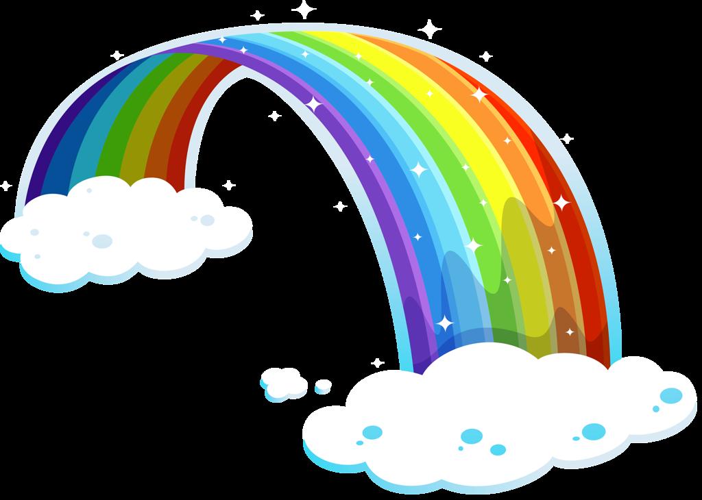 Clipart rainbow weather.  png pinterest clip