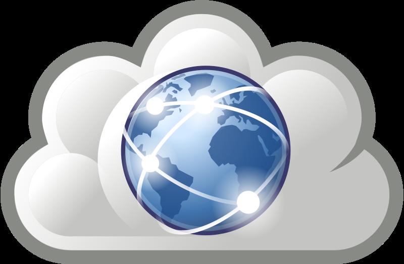 Png internet transparent images. Cloud clipart bitmap