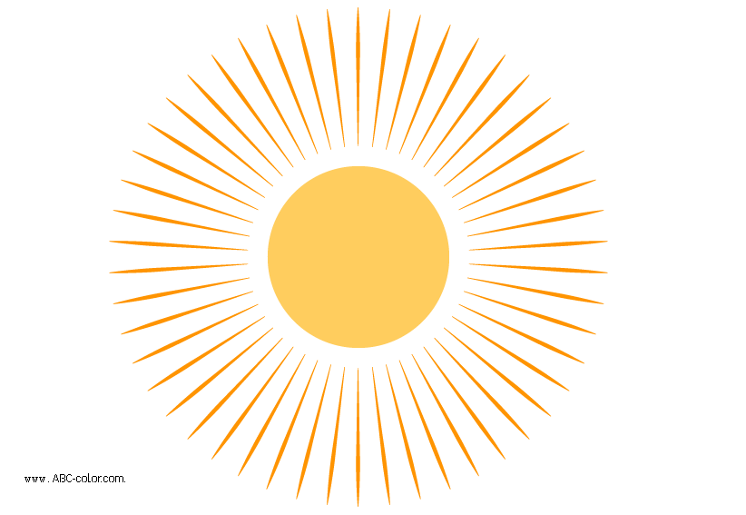 Sunset clipart ray. Raster sun rays like