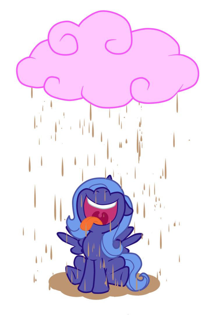 Clipart clouds candy. Chocolate rain by hendocrinogeno